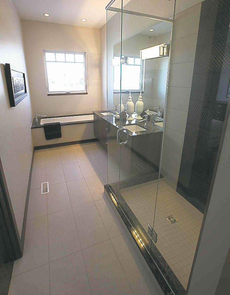 Ensuite Bathroom Winnipeg gold standard - winnipeg free press homes
