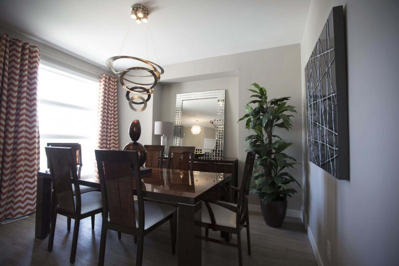 <p>MIKE DEAL / WINNIPEG FREE PRESS</p><p>The dinette area is bright and spacious.</p>
