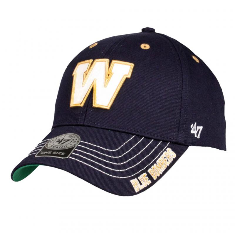 <p>You can wash your prized Winnipeg Blue Bombers cap by soaking it in hot water mixed with a dash of dish soap and borax. </p>