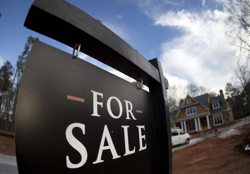 <p>John Bazemore / Associated Press files</p><p>Local single-family, detached, new-home starts are up six per cent this year.</p></p>