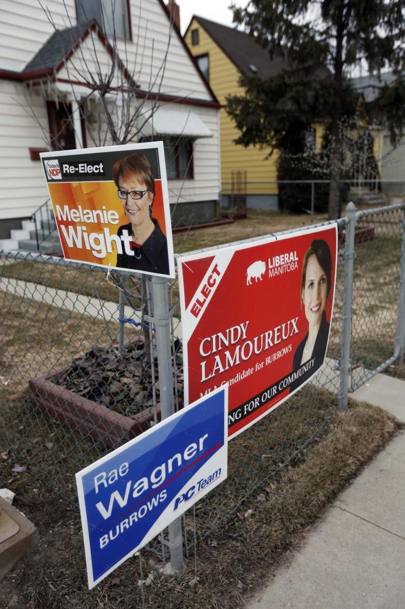 <p>WAYNE GLOWACKI / WINNIPEG FREE PRESS</p><p>The choice is yours now, Manitoba.</p></p>