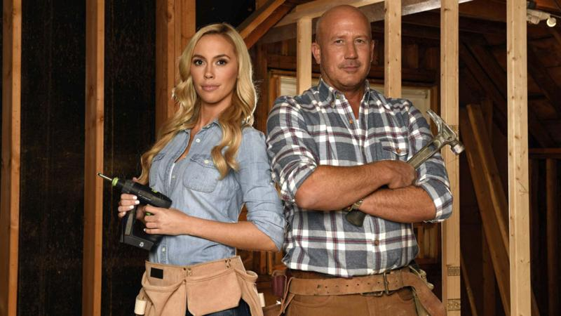<p>Supplied / HGTV</p><p>Mia Parres and Rob Evans, co-hosts of <em>The Expandables</em> on HGTV Canada, will be on the Lifestyle Stage today at noon.</p>
