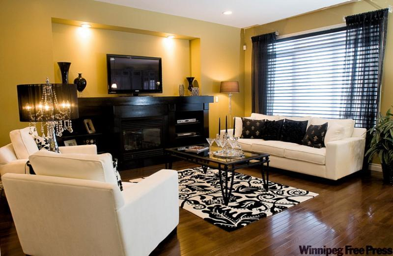 Living Room With Tv As Focal Point practically speaking - winnipeg free press homes