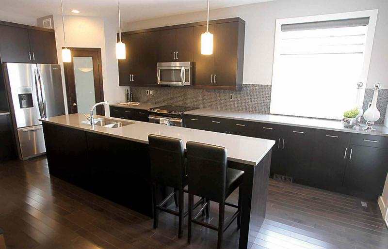 Fit and function winnipeg free press homes for Kitchen designs by decor winnipeg