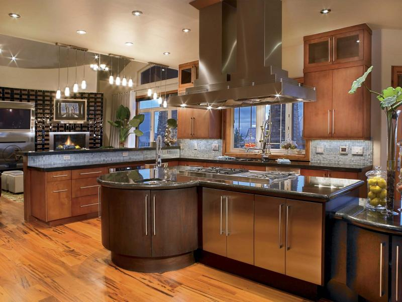 <p>Courtesy Vent-A-Hood </p><p>To effectively remove smoke and moisture from your home the range hood in your kitchen needs to match the size and features of the stove or cooktop.</p>
