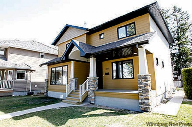 A character makeover winnipeg free press homes for House plans with character