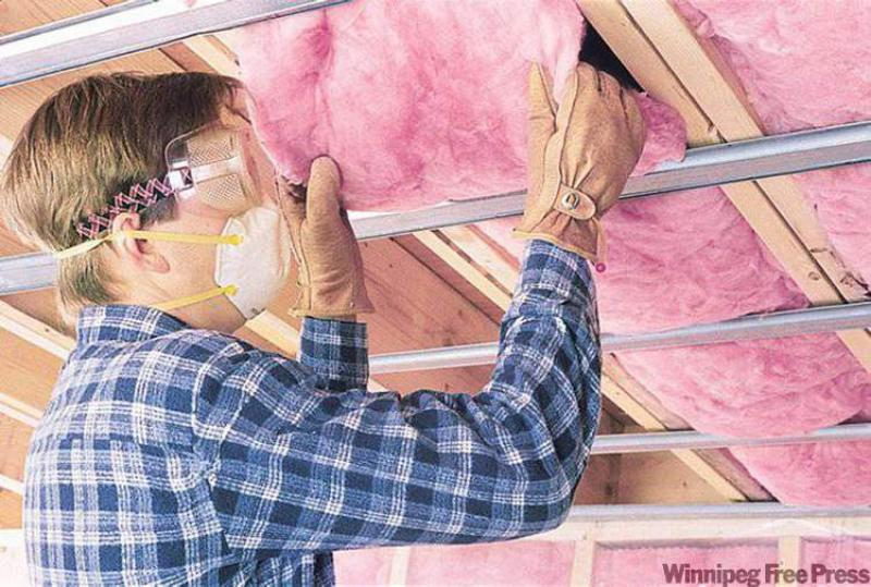 Ask the inspector when insulating garage consider for Insulate your home for free