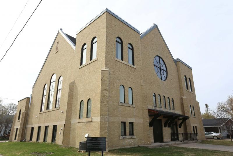 <p>Supplied photos</p><p>Sometimes, there's local opposition to projects looking to repurpose an historic building — not the case in Roland, however.</p></p>