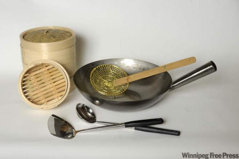 how to use bamboo steamer without wok