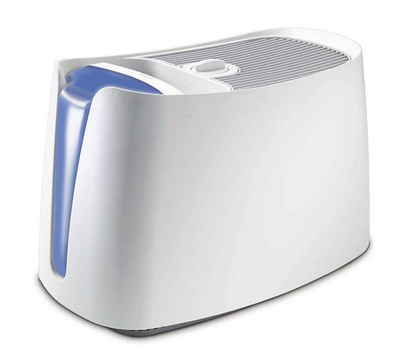 <p>Honeywell</p><p>This Honeywell provides cool moisture germ-free humidification, US$75.95, www.honeywellstore.com.</p></p>