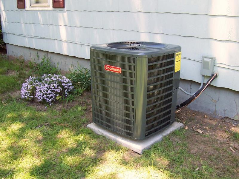<p>Supplied</p><p>Check your air conditioning unit to make sure it's operating properly.</p>
