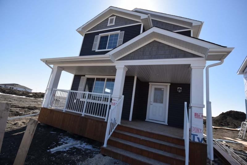 Creative concept winnipeg free press homes for New concept homes