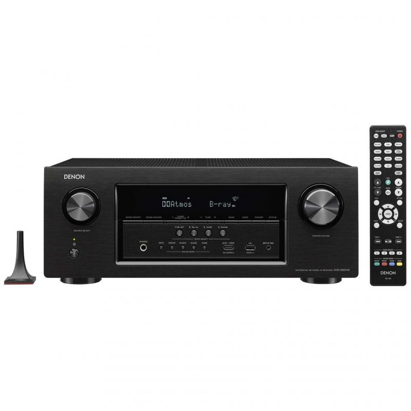 <p>Denon</p><p>Denon AVR-920W offers music playback is accomplished and full-sounding.</p>