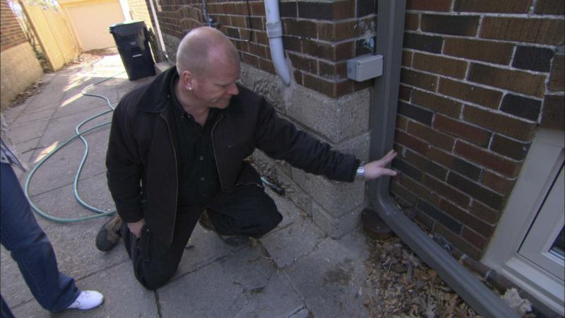 <p>CNS-HOMES-HOLMES</p><p>There are many reasons you could be getting water in your basement, including downspouts emptying too close to your foundation. </p>