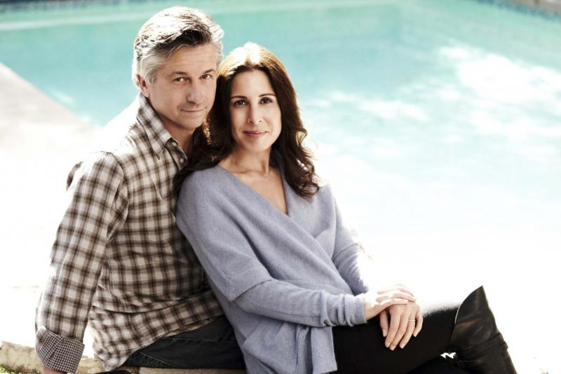 <p>Designers and authors Brooke and Steve Giannetti.</p></p>