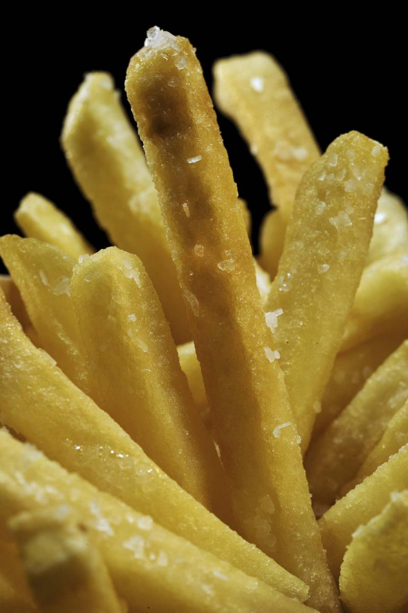 <p>Bob Fila / Chicago Tribune files</p><p>For crispy French fries make sure the oven is hot and flip them at least once halfway through baking time.</p>