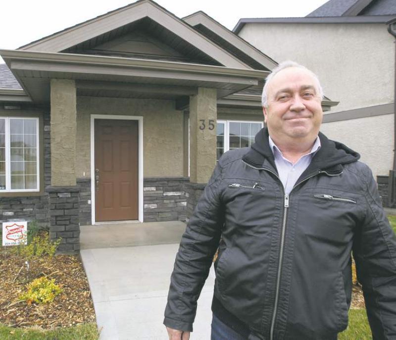 Signature homes winnipeg floor plans