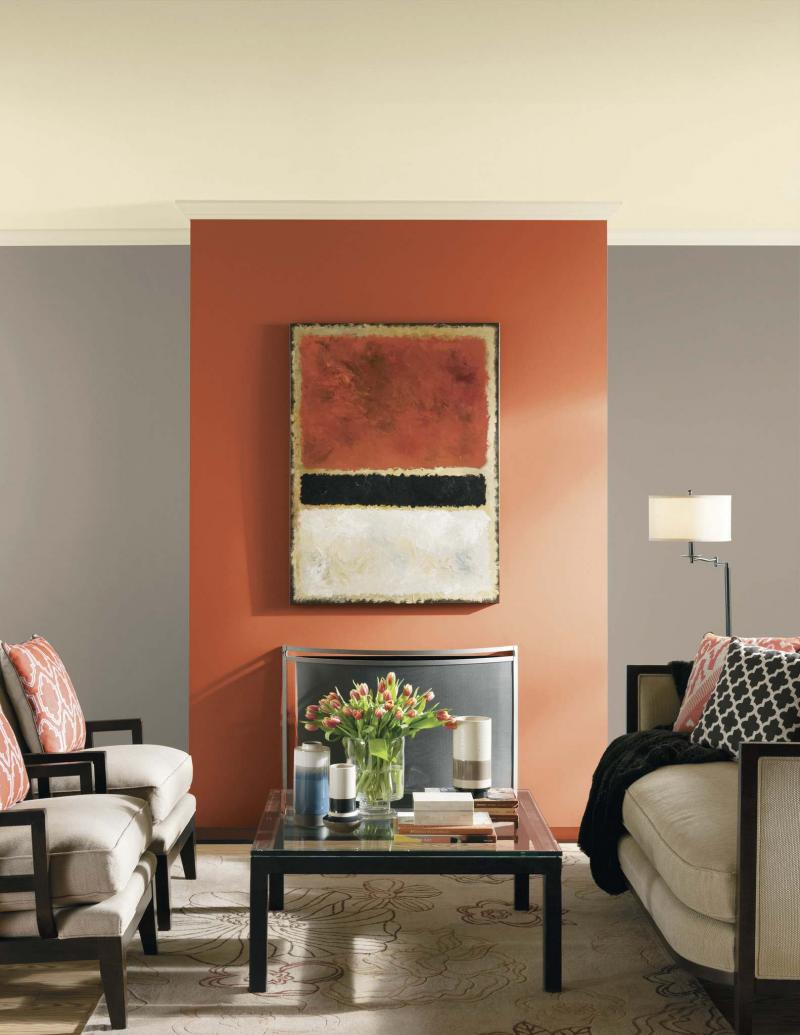<p>Courtesy of PPG Paints</p></p><p>The Heartland Collection, a new series of paint colours from PPG Paints, aims to bring the look and feel of regions throughout the country into your home. </p></p>