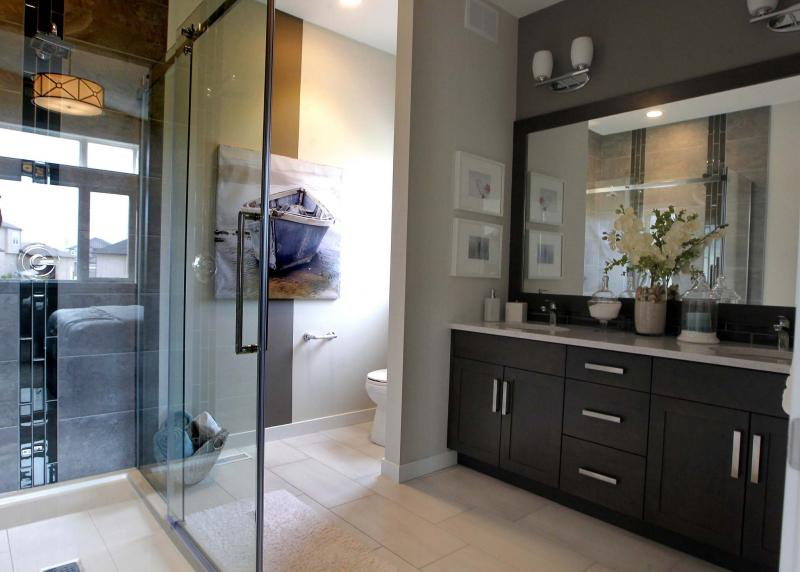 Ensuite Bathroom Winnipeg affordable luxury - winnipeg free press homes