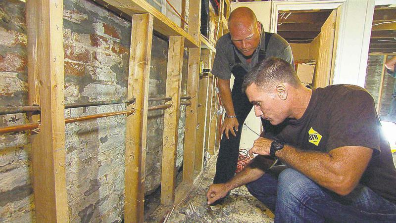 postmedia homeowners can prevent basement flooding by cleaning gutters