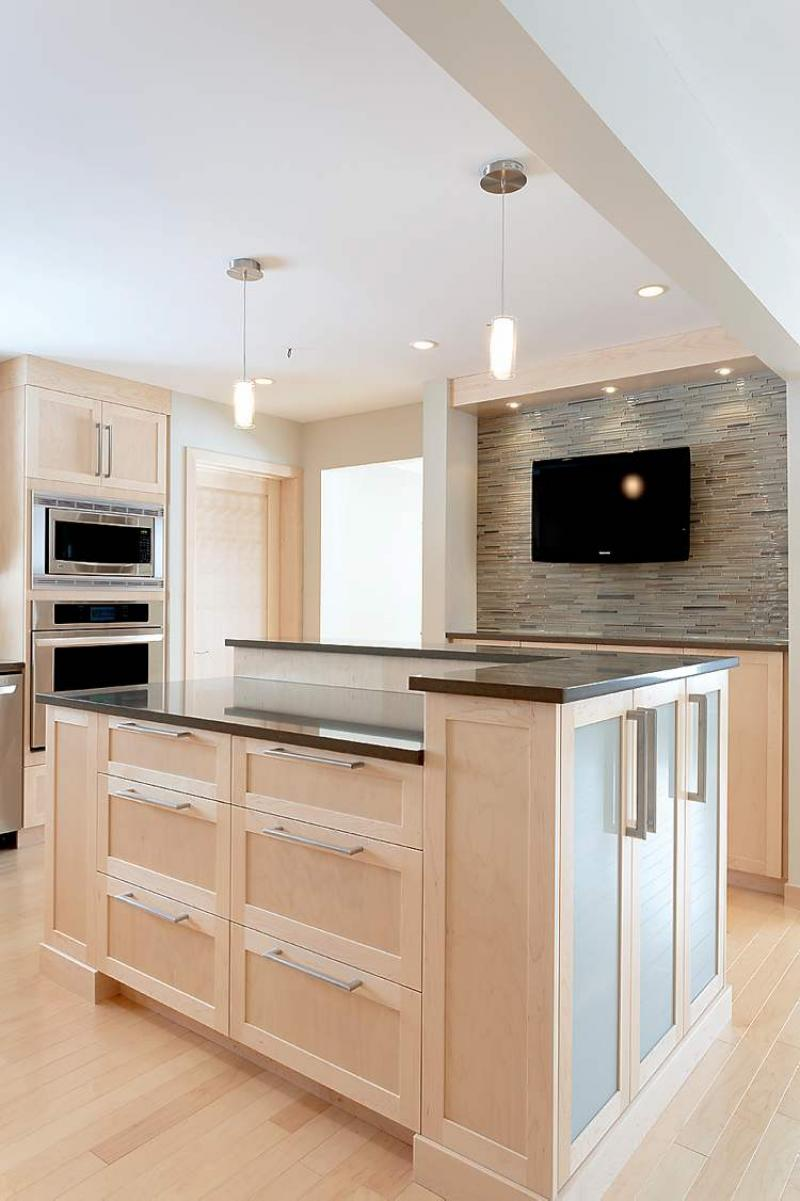 Renovations less is more winnipeg free press homes for Renovated kitchens
