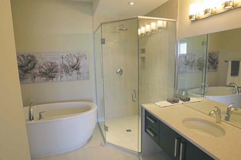 Ensuite Bathroom Winnipeg livable layout - winnipeg free press homes