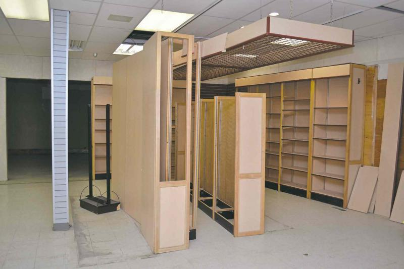 Shelving Donated To The Association Of Community Living Interlake By Owners Home Hardware