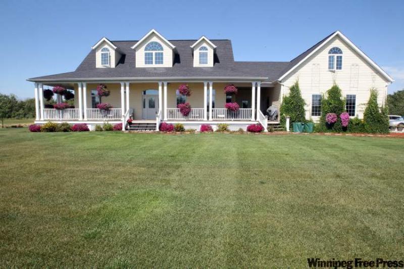 family sized luxury winnipeg free press homes