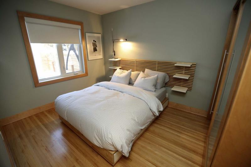 Smallest Bedroom upgraded abode 'speaks for itself' - winnipeg free press homes