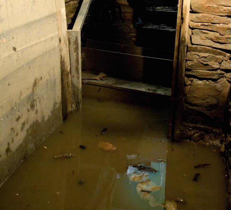 leaky basements