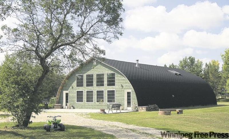 Free 10 x12 shed plans quonset hut learn how sanglam for Quonset hut home designs