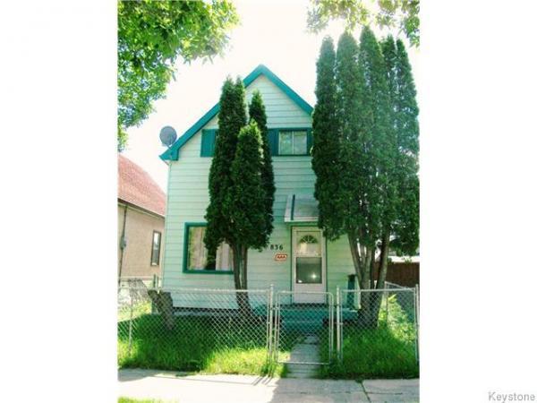 Home Photo - 836 Flora Avenue
