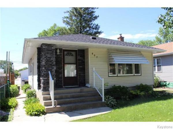 Home Photo - 807 Winona Street
