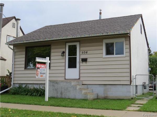 Home Photo - 604 Chalmers Avenue