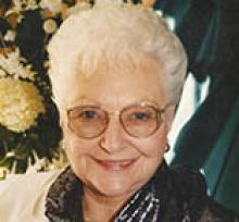 IRENE A. SCHWARK Obituary pic