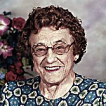 Obituary for ANTONIA MAGURA