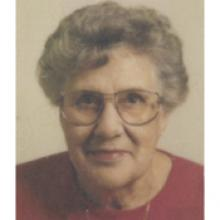 Obituary for DOROTHY MEEDS
