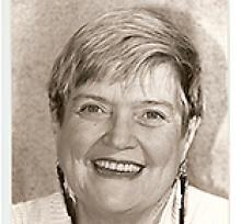 HELGA ANDERSON  Obituary pic