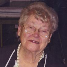 Obituary for MARGUERITE MINAKER