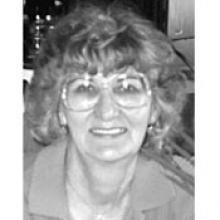 Obituary for MARGARET ROWE
