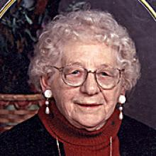 Obituary for MARGARET FRIESEN