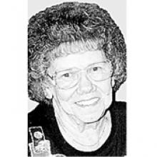 Obituary for GUDRUN HALLSON