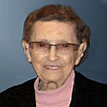 Obituary for OLGA PENNER