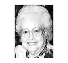 BETTY H. DAVIES  Obituary pic