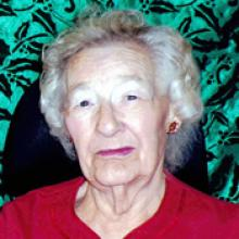 Obituary for LORRAINE MACRAE