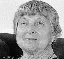 EMMA FRUMEN  Obituary pic