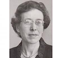 MADELEINE BERNIER  Obituary pic