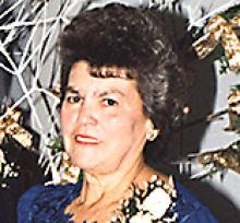 DOLORES ISOBEL ANDERSON  Obituary pic