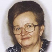 Obituary for ADELE KIES