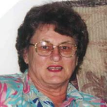 Obituary for CAROLINE BASAROWICH